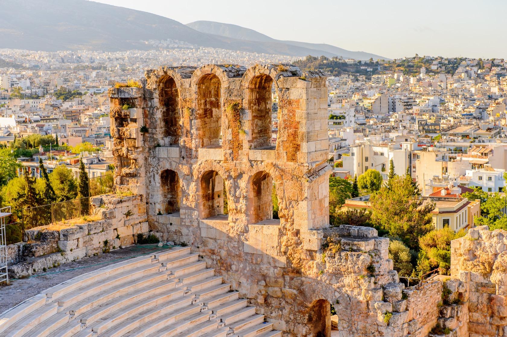 séminaire à Athènes