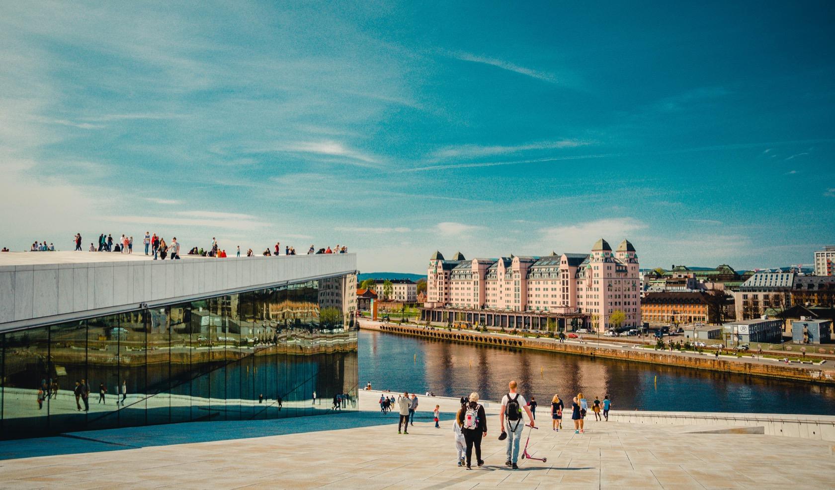 Séminaire à Oslo
