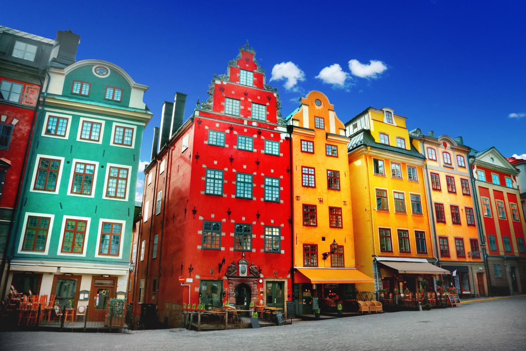 séminaire à Stockholm