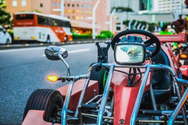 Karting au Japon