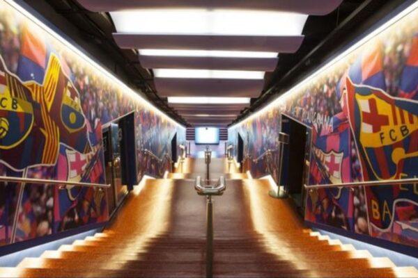 camp Nou - sport Barcelone