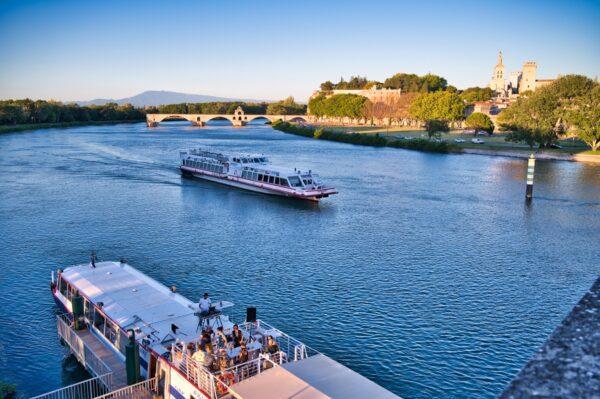 Croisière sur le Rhône