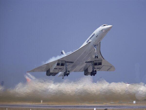 Décollage Concorde